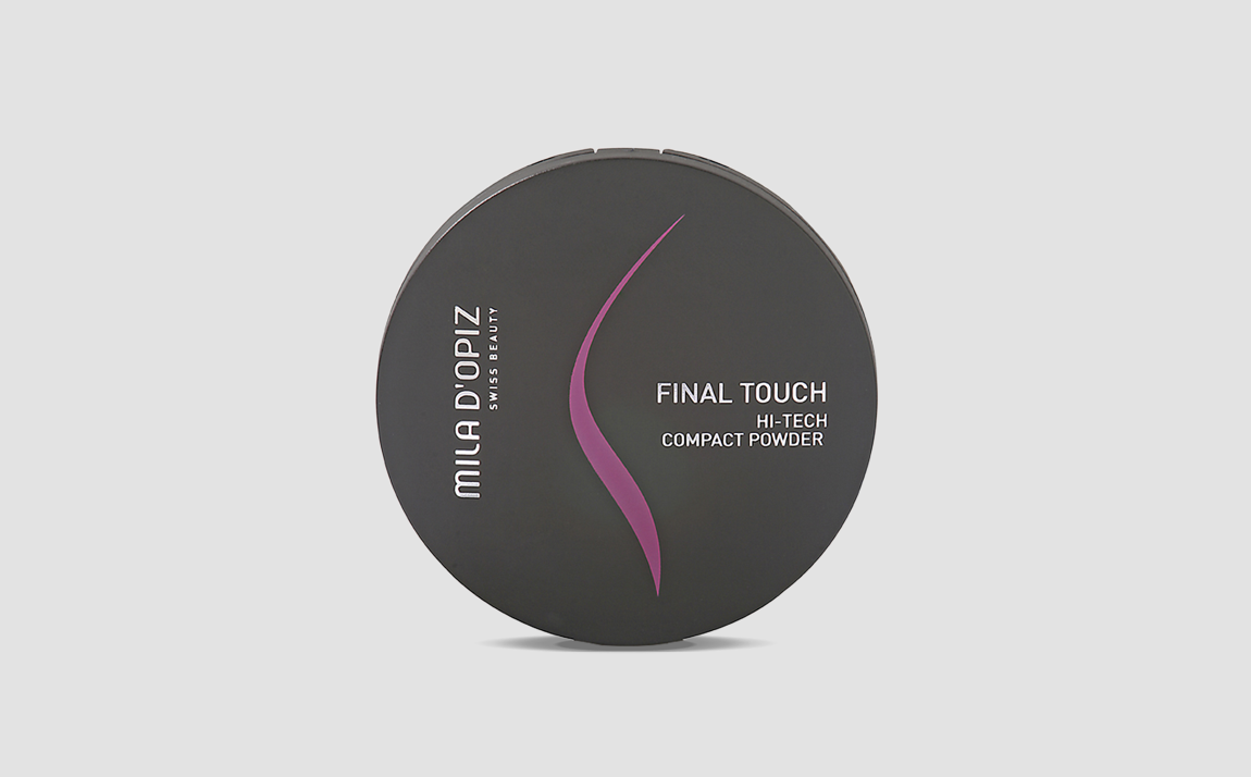 Final Touch Hi-tech Compact Powder No. 10 11.5g