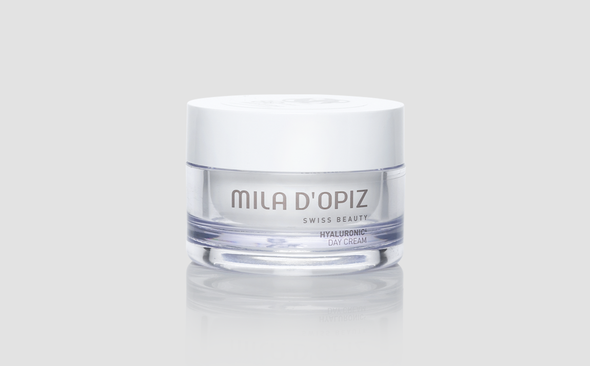 Hyaluronic⁴ Day Cream