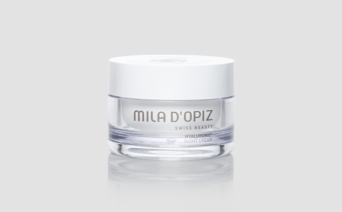 Hyaluronic⁴ Night Cream