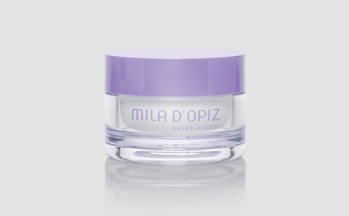 Mila Sensitive Night Cream 50ml