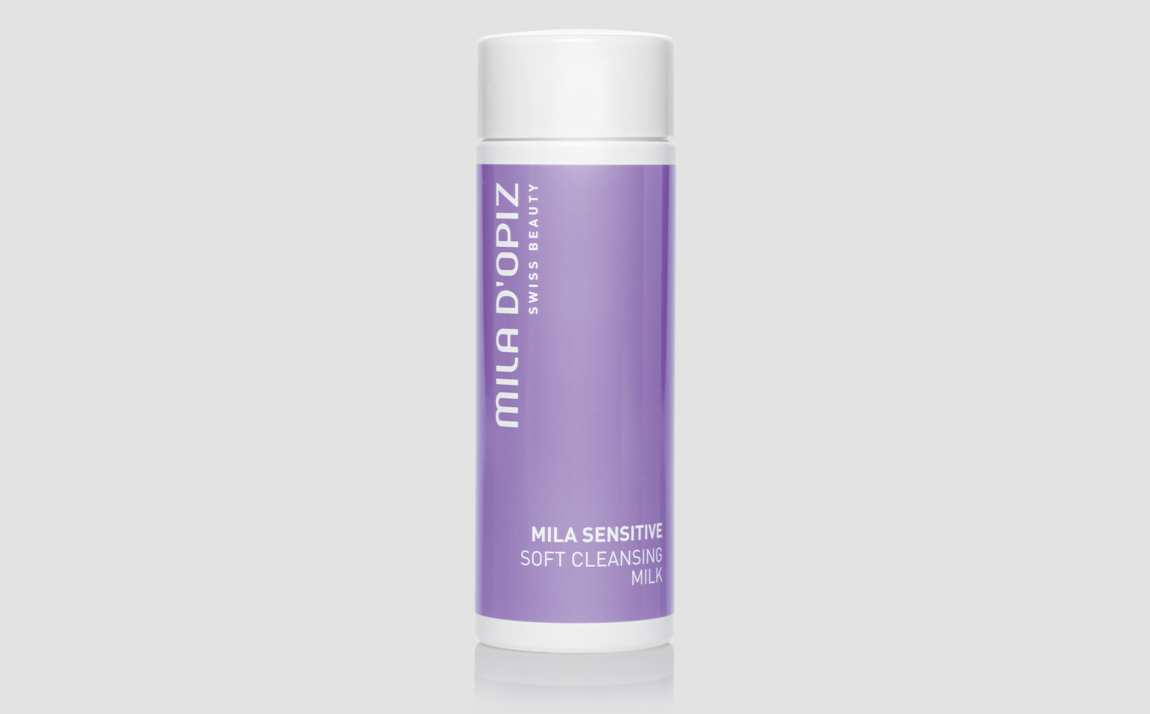 Mila Sensitive Soft Cleansing Milk 200ml